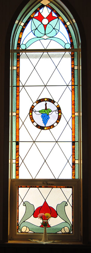 Roseneath Stained Glass
